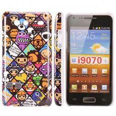 Mobilskalet iConic (Cartoon) Samsung Galaxy S Advance-Skal