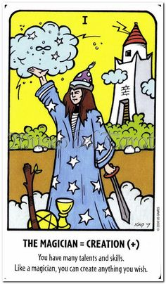 tarot 2 pentacles - Google Search