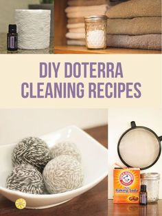 The Best DIY doTERRA Essential Oil Cleaning Recipes