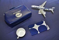 Sinivalkoisin siivin - Finnair-tuotteita #Finnair