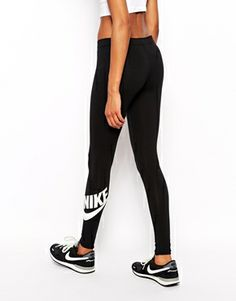 Nike Logo Leggings