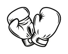 Use These Tips To Assure A Fantastic Experience Tattoo Stencil Designs, Tattoo Stencils, Boxing Logo, Boxing Boxing, Boxing Gloves Drawing, Wallpaper Stickers, Mma, Scrapbooking, Mixed Martial Arts