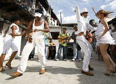 Cuban Street Party