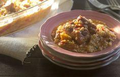 Cómo preparar arroz caldoso con costillas con Thermomix «  Trucos de cocina Thermomix