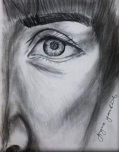 Visit the post for more. #charcoal #drawing #art #sketch #eyes