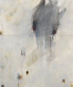 steven seinberg storm . 2012 .  oil and graphite on canvas .  50x40 in.  #abstract #expressionism