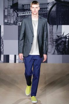 DKNY SpringSummer 2015 Collection - London Collection Men