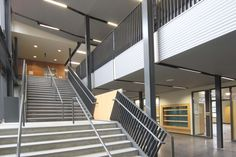 Acoustics | Gordon, Inc. | Pattern B Panel Ceiling Systems | Architect - Integrus Architecture | Architect Location - Spokane, WA | Education | www.gordon-inc.com