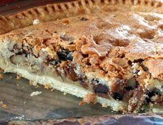 Toll House Derby Pie - Cedar Hill Farmhouse