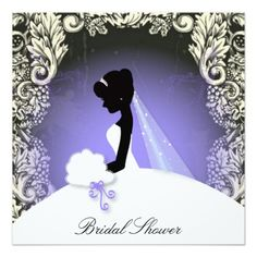 DealsElegant Vintage Bridal Shower Purple  InvitationWe have the best promotion for you and if you are interested in the related item or need more information reviews from the x customer who are own of them before please follow the link to see fully reviews