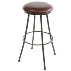 "25"" Monticello Counter Stool by Stone County Ironworks"