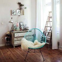 A wonderful chair that you can see through  Good for smaller space without  bulking it up Home accessory  tumblr home decor home office home furniture  . See Through Office Chairs. Home Design Ideas