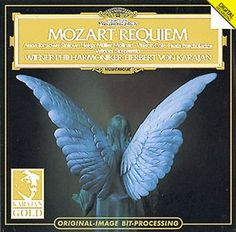 MOZART Requiem - Karajan - Deutsche Grammophon