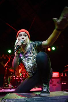 Tonight Alive @ Suppy Tour #Tonightalive #JennaMcdougall