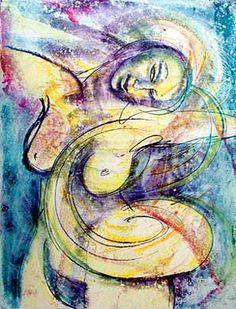 Artist Deborah Koff-Chapin