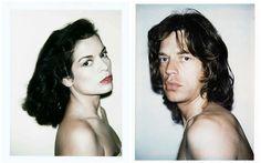 Bianca Jagger / Mick Jagger