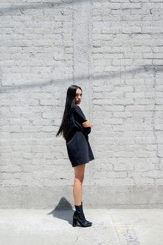 "Celine Sunglasses ACNE STUDIOS Tee MISBHV ""HARD CORE"" Hoodie Dior Heels Photography: Allen Park"