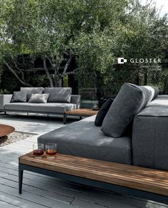 Lines Patio N Things Gloster Teak Aluminum Stainless Steel Outdoor Lounge Furniture At Miami Page 1 Created With Publitas