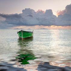 Green Boat, Tino Nieto