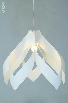 Ideas For Origami Diy Lamp Light Shades Deco Luminaire, Luminaire Design, Origami Lights, Burlap Lampshade, Lamp Inspiration, Buffet Lamps, Paper Lanterns, Light Shades, Lamp Light
