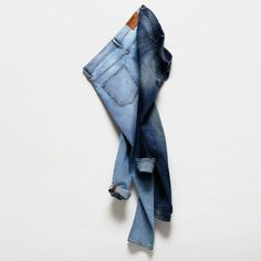 H&M Launches First Line Made from Recycled Textile Fiber Fashion Pants, Fasion, Mens Chino Pants, Jeans Pants, Denim Jeans, Live In Jeans, Clothing Displays, Clothing Photography, Photography Ideas