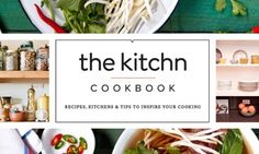 kitchn cookbook