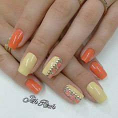 Not those colours Colorful Nail Designs, Toe Nail Designs, Beautiful Nail Designs, Sassy Nails, Photo Grid, Luxury Nails, Pretty Nail Art, Flower Nail Art, Get Nails