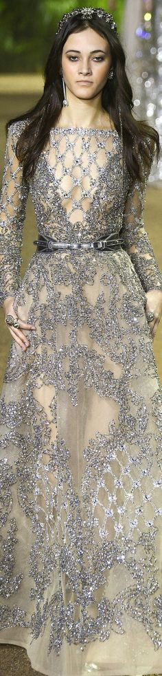 ***Elie Saab Collection Spring 2016 Couture - Gorgeous***