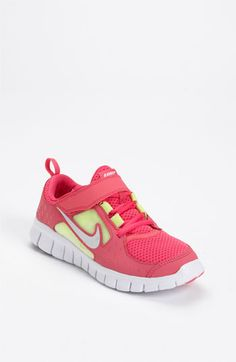 promo code 33102 b96c6 Nike  Free Run 3  Sneaker (Baby, Walker, Toddler   Little Kid)   Nordstrom