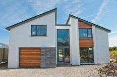 Image result for mono pitch two storey house