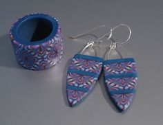 McCaw Earrings 2 and Ring