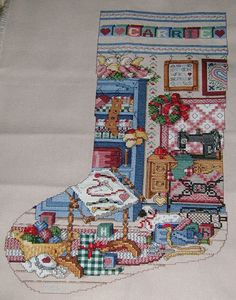Cross Stitch & Country Crafts July/Aug 1989