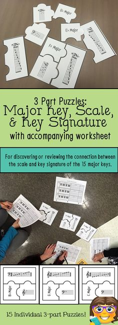 Major Key Signatures, Primary Classroom, Classroom Ideas, Ontario Curriculum, Middle School Music, Major Scale, Small Group Activities, Teaching Resources, Teaching Ideas