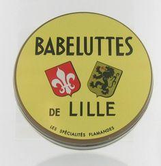 Lille - Nord - Bonbons et gourmandises-Babelutte bagatelle ou bavardage