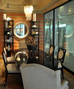 Behind the Windows: Michel Boyd of Smith Boyd Interiors with Baker Knapp and Tubbs