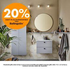 Kampanj på badrum från Ballingslöv