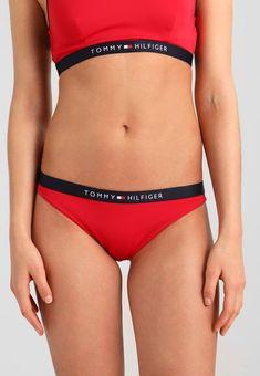 Tommy Hilfiger Bas de bikini - red - ZALANDO.FR