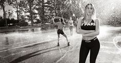 Ivy Park is here – the new activewear label co-founded by Beyoncé and changing the game in sportswear. Mixing high performance technical styles with fashion-led casualwear, it's a brand inspiring us to stay strong, healthy and happy – no matter what your sporting ability or body shape. Want to know more? We'll hand over to Beyoncé…