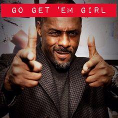Daily motivation by Idris Elba
