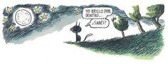 Liniers – Yo brillo por dentro… ¿Sabés?
