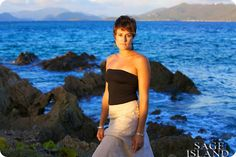 Sage Island: Carla's Portrait