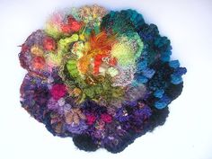 Freeform crochet... pretty