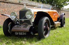 Hispano Suiza H6C 'Tulipwood' - 1924   Cars for Sale   Omnium Cars