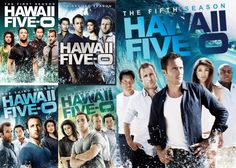 Hawaii Five-O: Seasons 1-5 (DVD)
