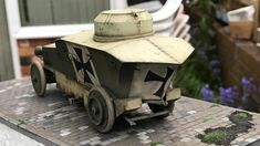 Armored Vehicles, Death, Life