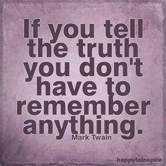 #TellTheTruth