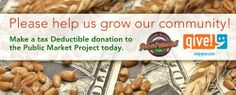 Help us build a Public Market in Colorado Springs. #FoodShift is important to all! http://www.indygive.com/participating-non-profits/big-ideas/public-market-project/