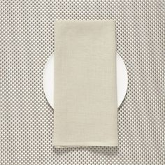 Single-Ply Linen Napkins by Chilewich