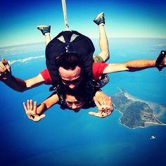 14.000 feet Skydiving at Mission Beach Australia!  #australia #missionbeach #skydiving #travel #greatbarrierreef #traveladdict #throwback #wanderlust #fernweh #timeofmylife #theskyisthelimit #missingit #backpacking #happydays #greatmemories #daydreaming #picoftheday #exploreaustralia #totravelistolive #homeiswheretheheartis by laura.madeleine http://ift.tt/1UokkV2