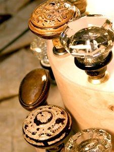 Vintage Doorknob Wine Stoppers